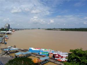 Rejang river