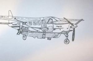 susi air airplane