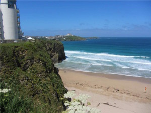 Weekend in Newquay