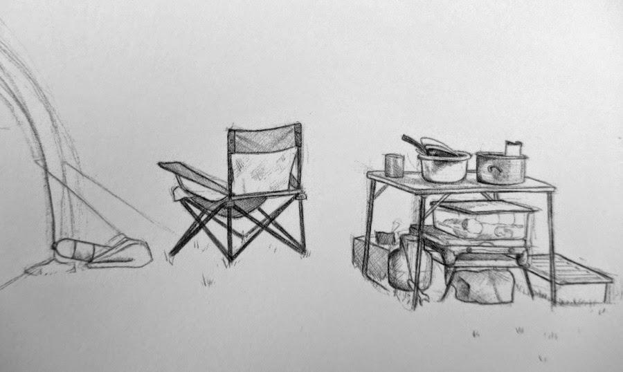ballpoint pen drawings