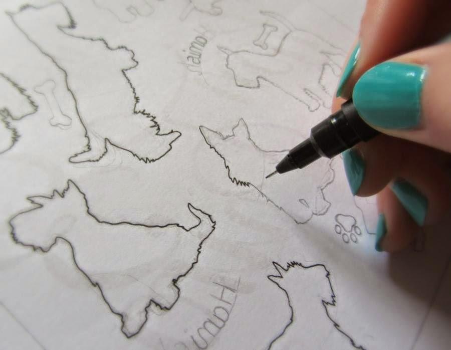 design a paper cut
