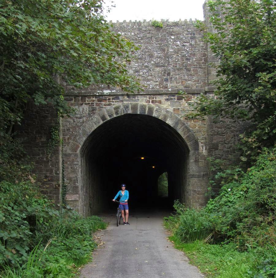 Tarka Trail near Instow, North Devon