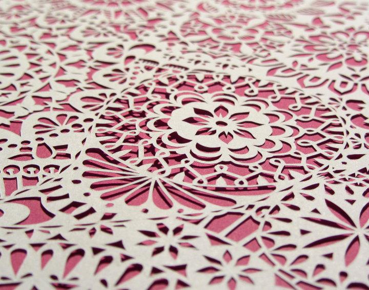 indian paper cut