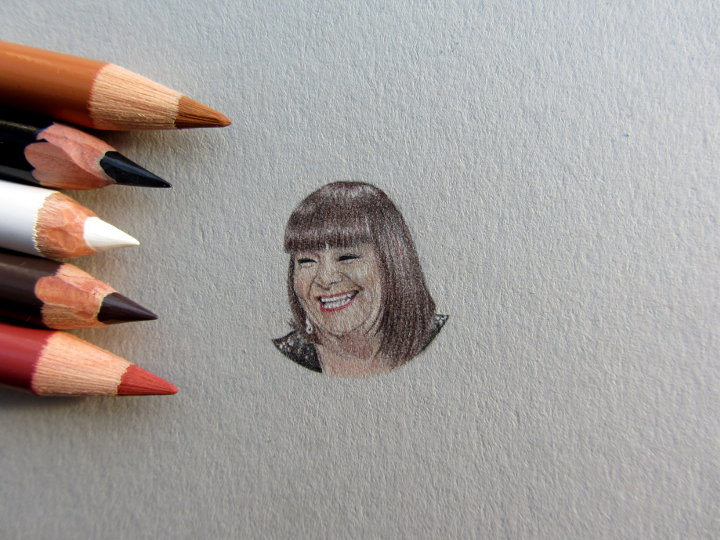 pencil drawing dawn french