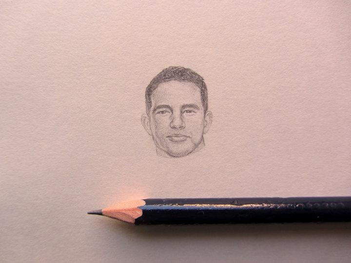 Channing Tatum portrait