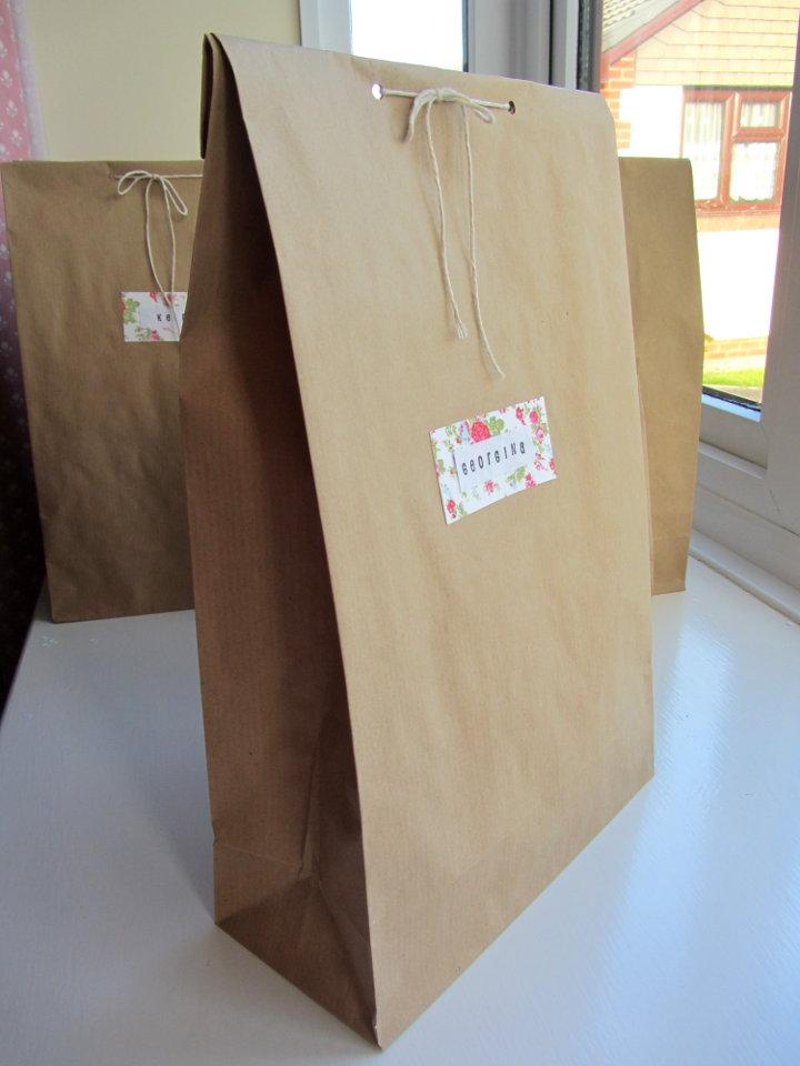 hen party bag
