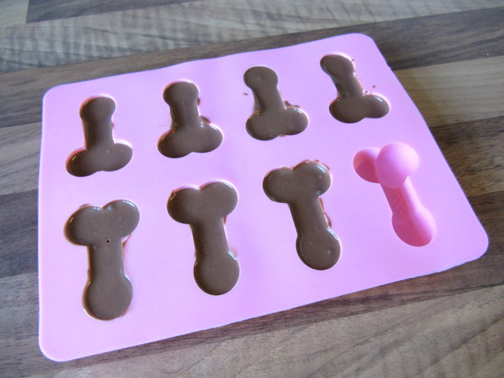 chocolate willy moulds