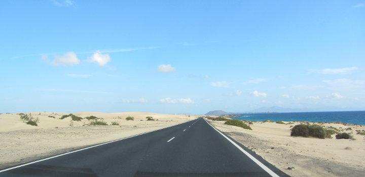 Fuerteventura - near Corralejo