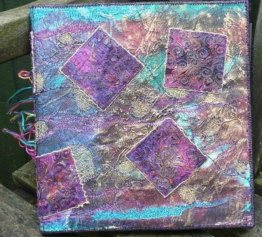 Quilt by Liz Swinbank