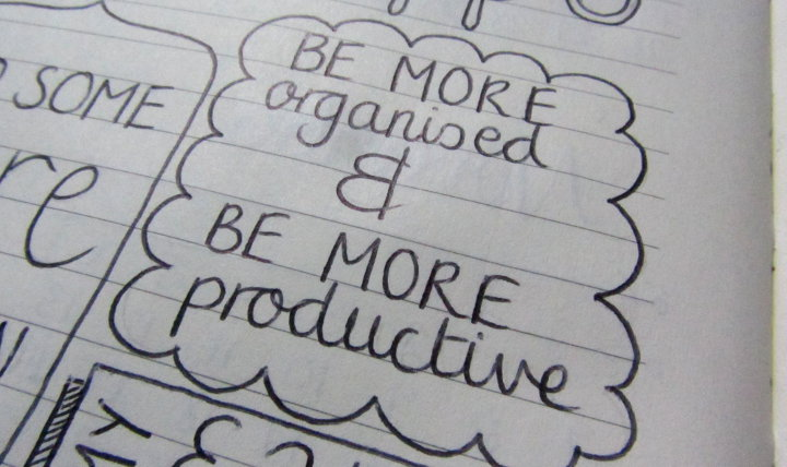 bullet journal resolutions