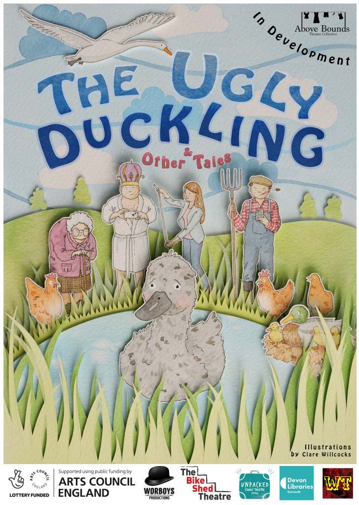 The Ugly Duckling illustration