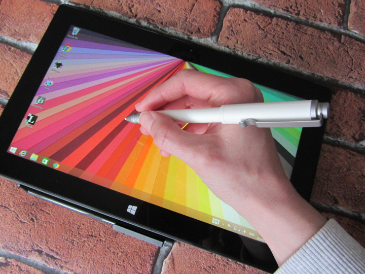 Wacom Bamboo with Surface Pro 2