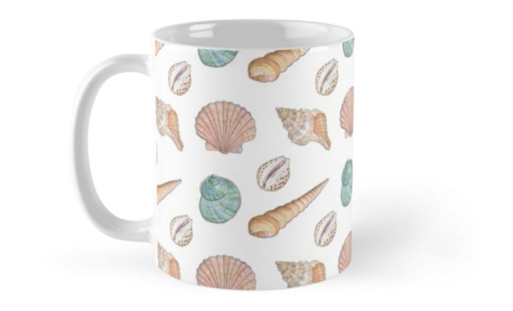 she sells seashells cup